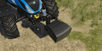 Противовес New Holland Weight v 1.0 для Farming Simulator 2019