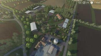Карта ETA LA PRAIRIE ARDENNAISE V1.0.0.1 для Farming Simulator 2019