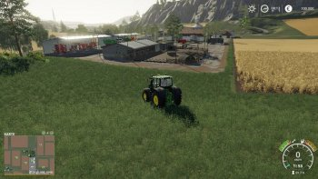 Карта FELSENTAL MAP V1.0.0.0 для Farming Simulator 2019