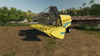 Жатка NEW HOLLAND VARIFEED 18 V1.0.0.0 для Farming Simulator 2019