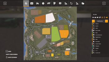 Карта YOGIPORT MAP MP V19.6 для Farming Simulator 2019