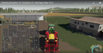Карта MICHIGANMAP MAP V3.0 для Farming Simulator 2019