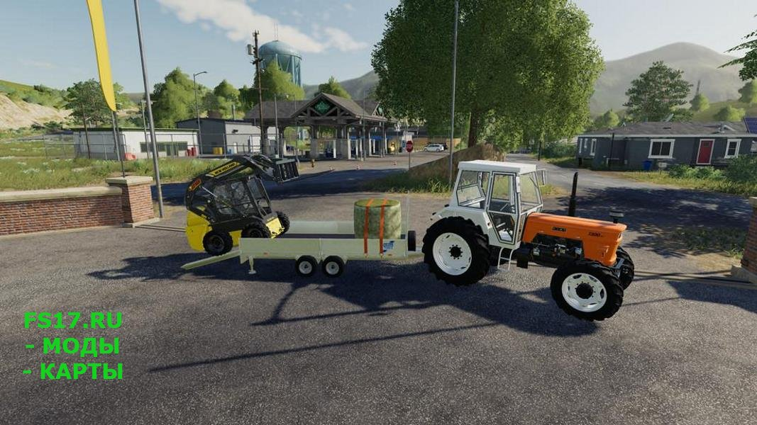 Прицеп IFOR WILLIAMS LM146 V1.0.0.0 для Farming Simulator 2019