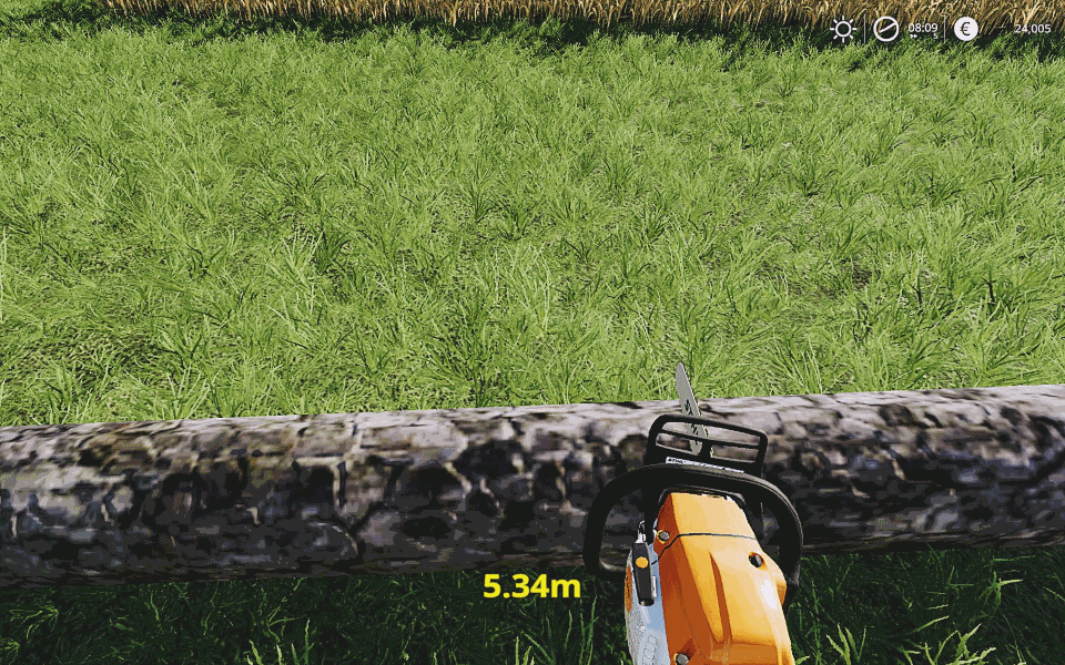 Скрипт MEASUREHELP V2.0 для Farming Simulator 2019