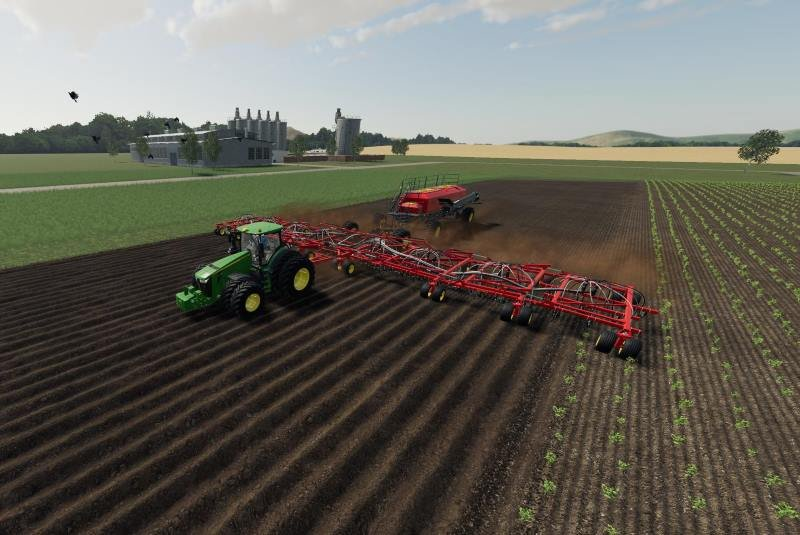 Посевной комплекс SEEDHAWK PACK MULTIFRUIT V1.0.1 для Farming Simulator 2019