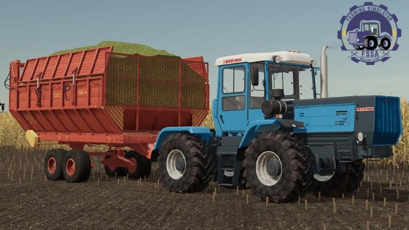 Прицеп ПИМ 40 v 1.0.0.1 для Farming Simulator 2019