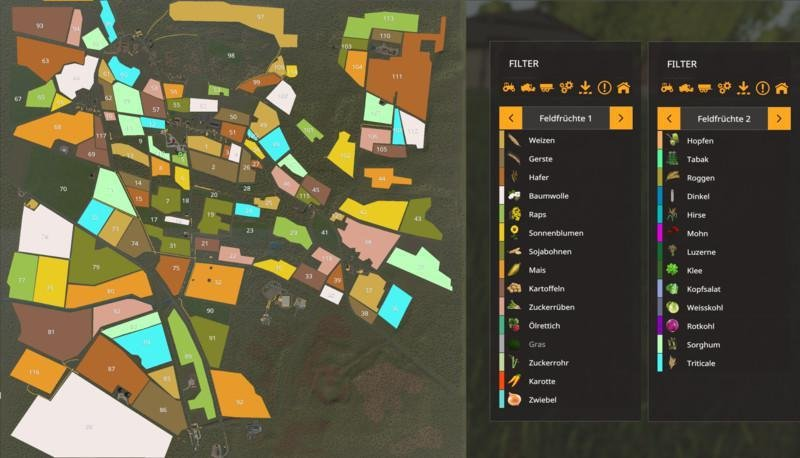 Карта MIG MAP MADEINGERMANY CELLE HOTFIX V0.96.1 для Farming Simulator 2019