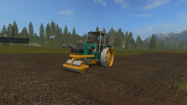 Каток СД 803 v 0.1 для Farming Simulator 2017