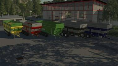 Прицеп VISINI TETRA V1.0.0.0 для Farming Simulator 2019